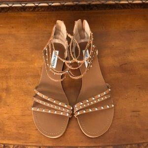 NEVER WORN Steve Madden Studded sandal size 10